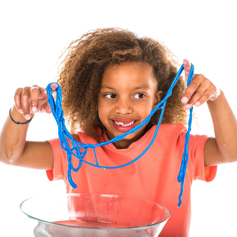 Blue String Slime