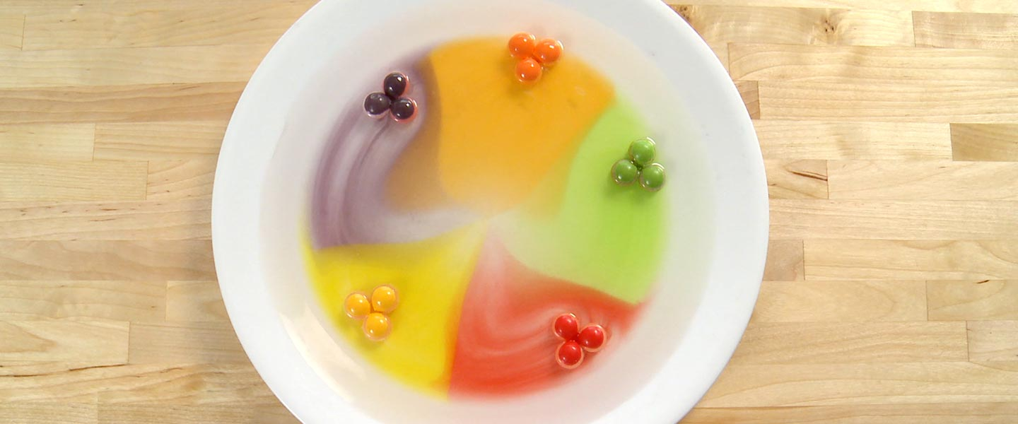 Color Mixing Gobstoppers - Cover Image