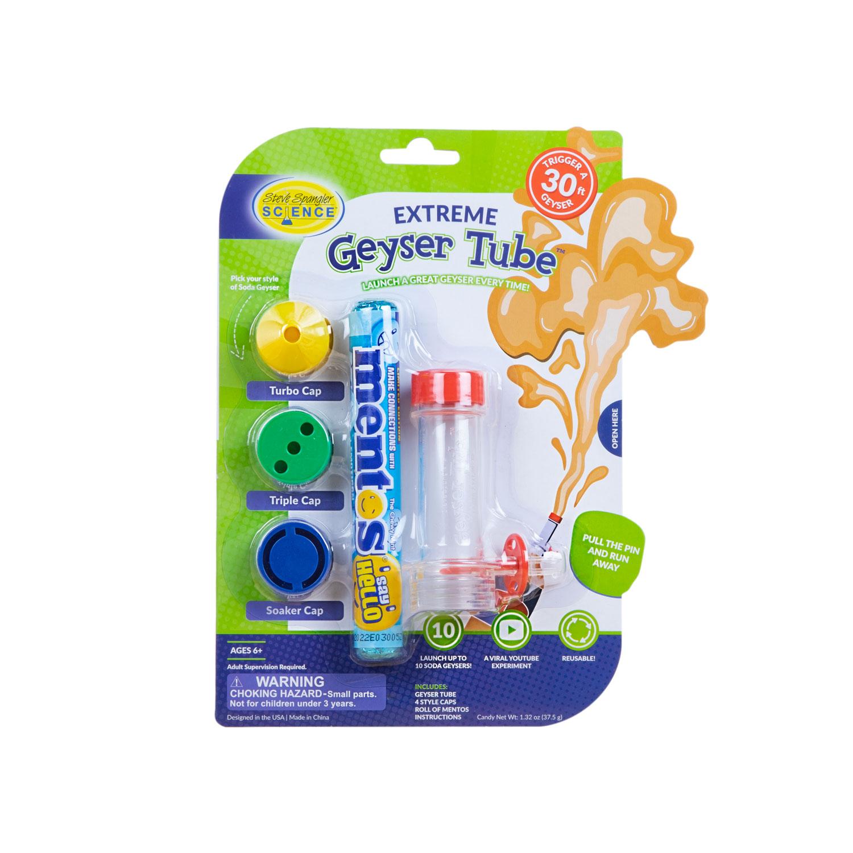 Extreme Geyser Tube