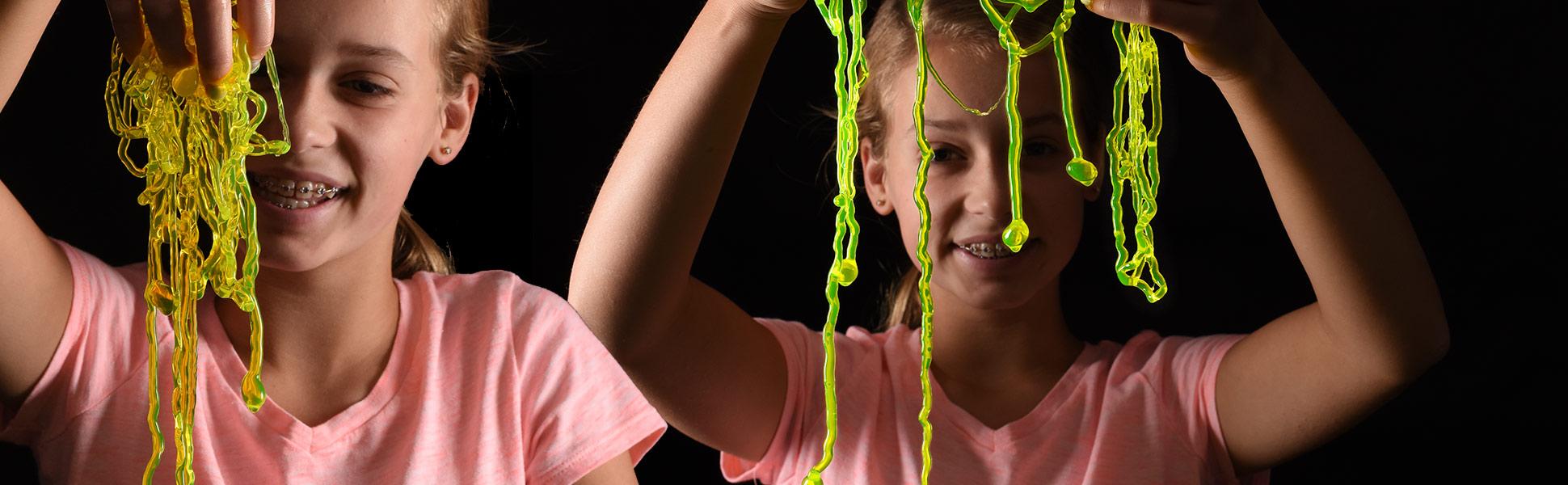 Atomic String Slime
