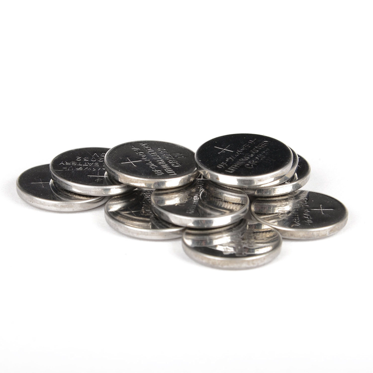 Coin Cell Batteries - 16 Pack