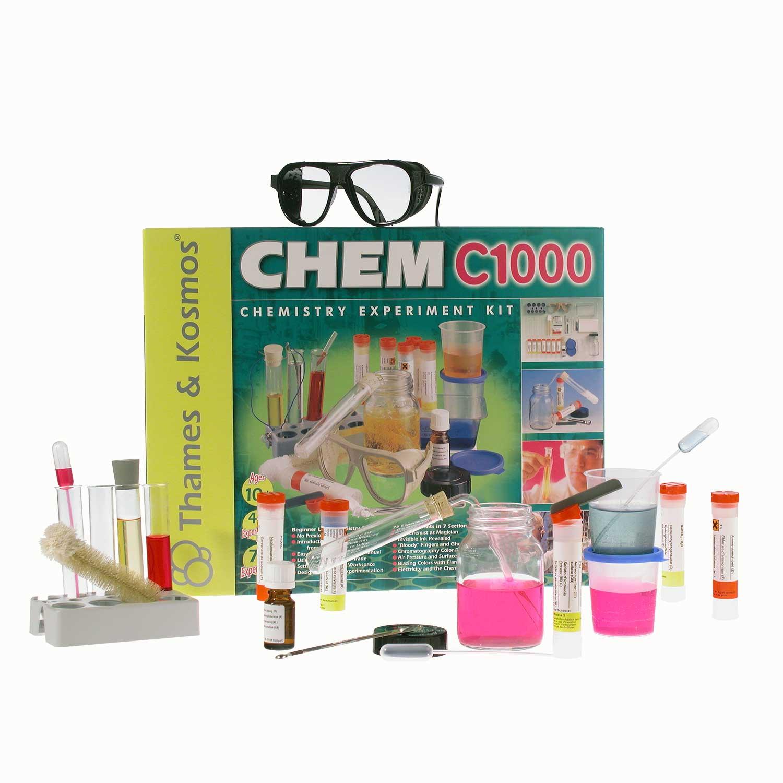 Chemistry Kit - CHEM C1000