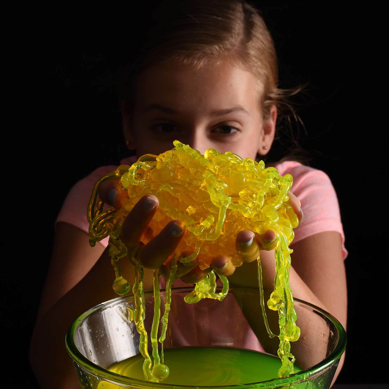 Atomic Glow String Slime
