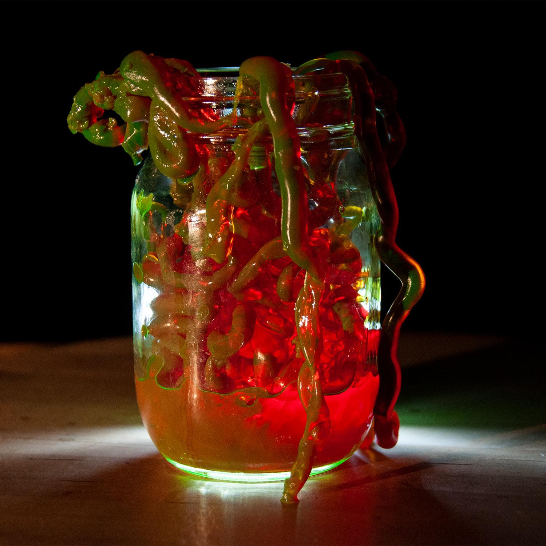 String Slime™ - Vampire Color-Changing - 32 oz
