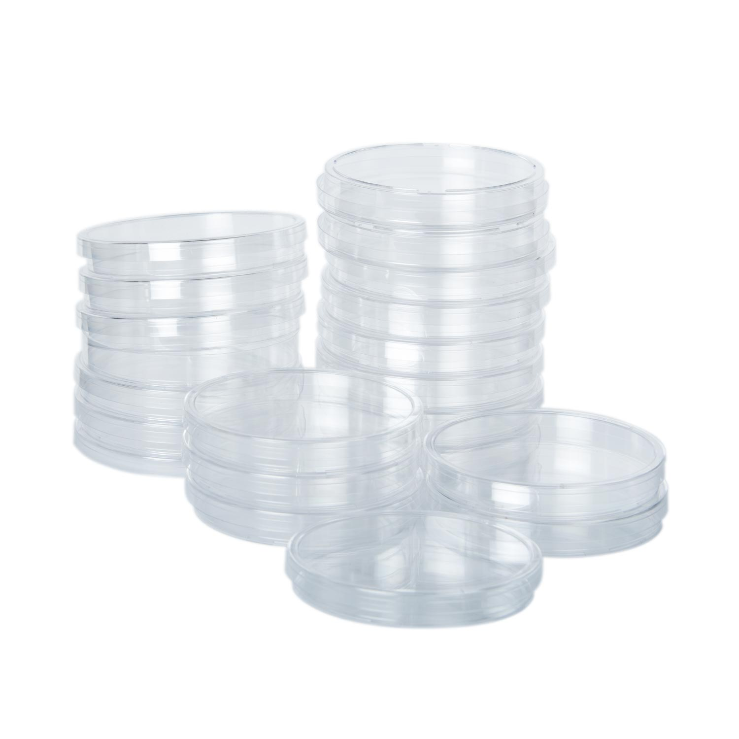 Petri Dish - 89 mm (3.5 in) - 20 pack