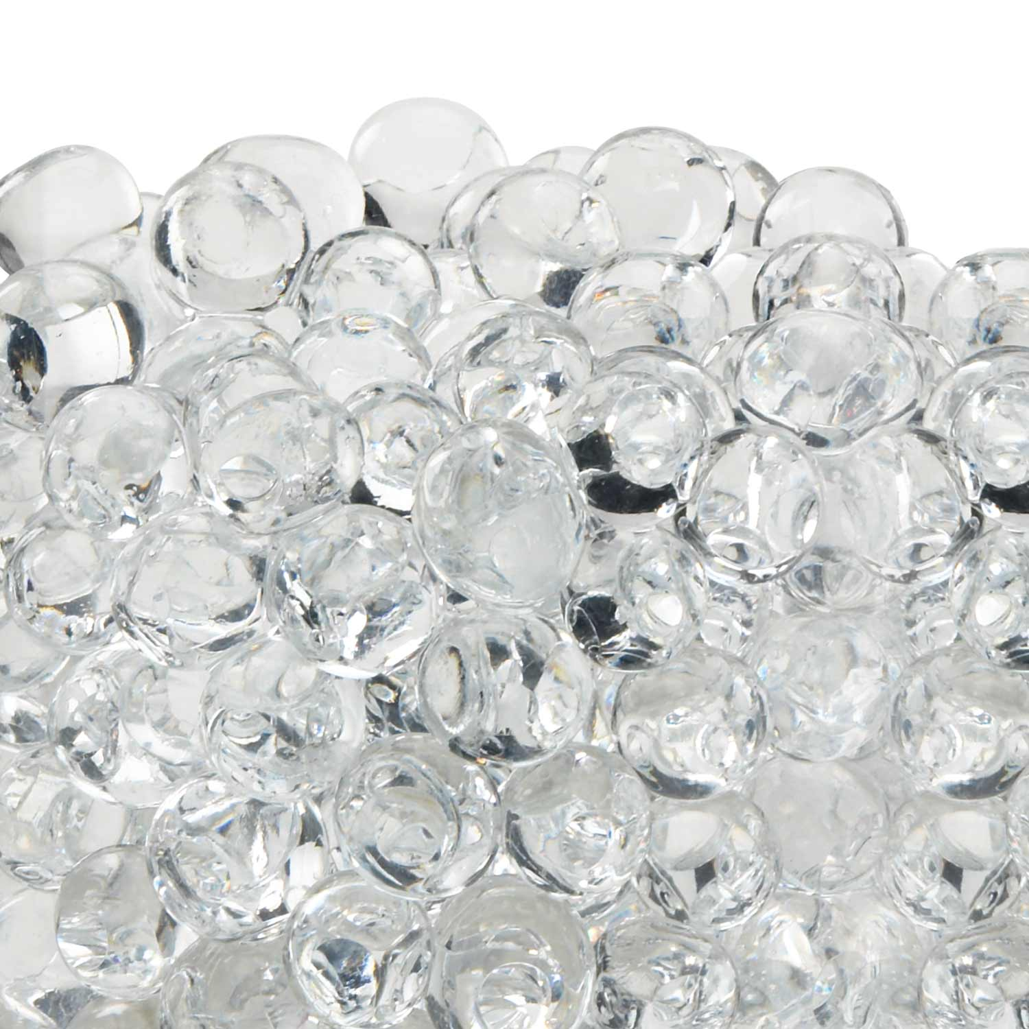 Water Jelly Marbles - Clear Spheres