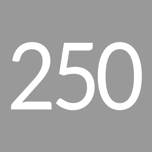 Quantity 250