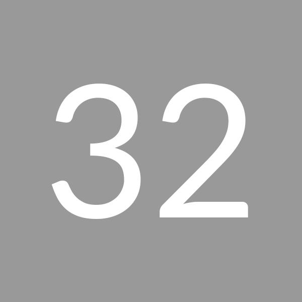 Quantity 32