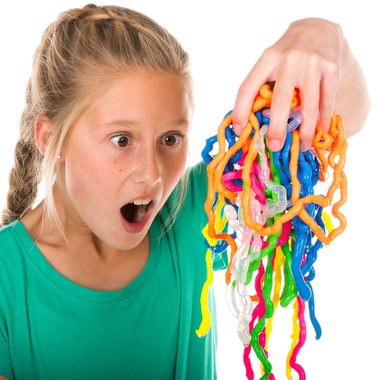 Rainbow String Slime ™