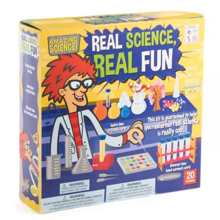 Real Science Real Fun