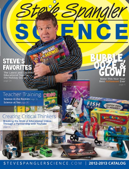 Steve Spangler Science Product Catalog