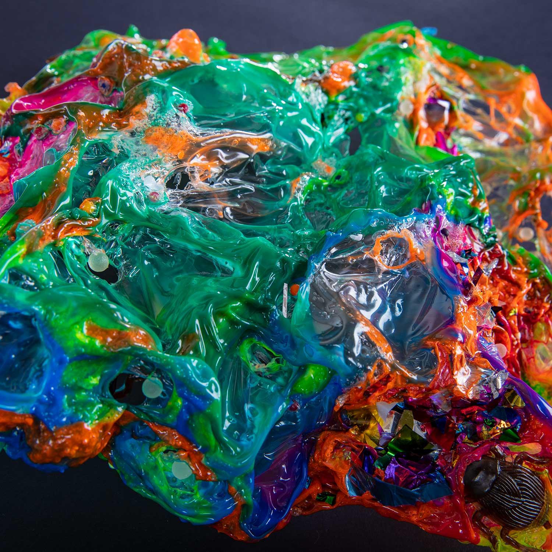 Steve Spangler's Slime Art