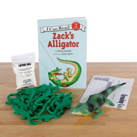 StoryTime Science ™ - Zack's Alligator